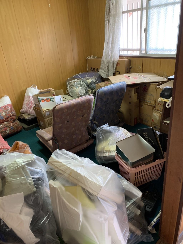 【北九州市八幡西区】2t約2台分の出張不用品回収・処分ご依頼