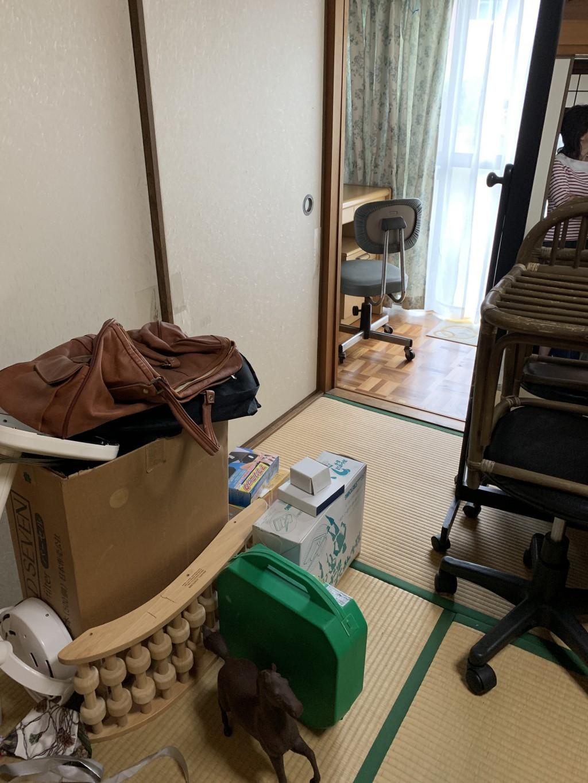【北九州市小倉北区】軽トラ1台程度の出張不用品回収・処分ご依頼