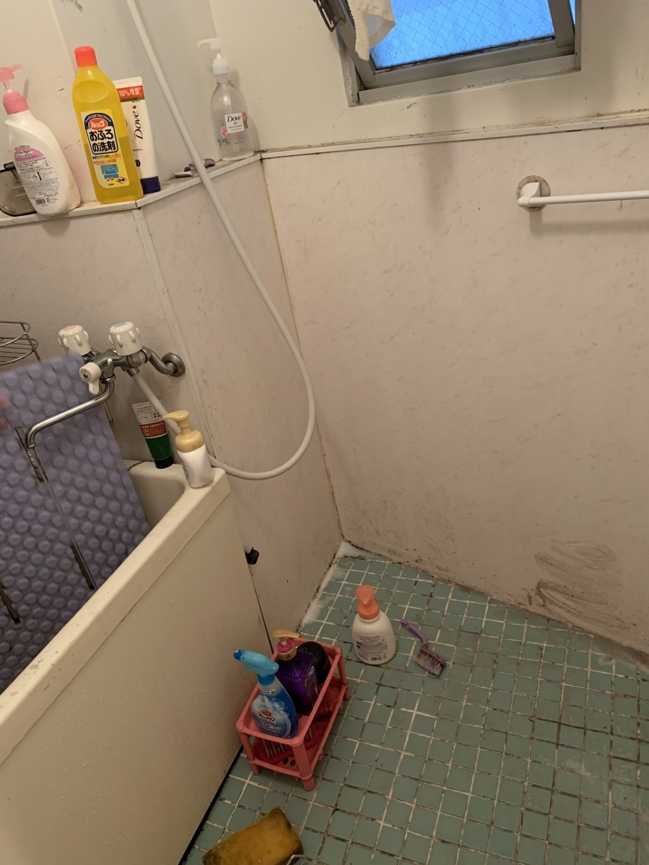 【北九州市小倉北区】風呂場のハウスクリーニングご依頼 お客様の声