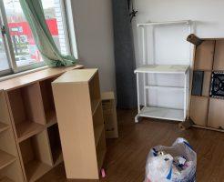 【北九州市小倉南区】引越しで家具回収処分ご依頼 お客様の声