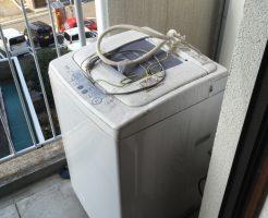 【北九州市八幡西区】洗濯機と自転車回収のご依頼 お客様の声