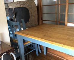 【北九州市門司区】ダイニングテーブルと椅子回収 お客様の声