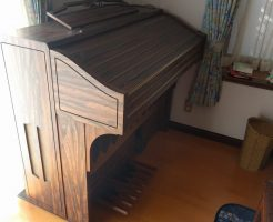 【北九州市小倉北区】エレクトーンと家具類回収 お客様の声