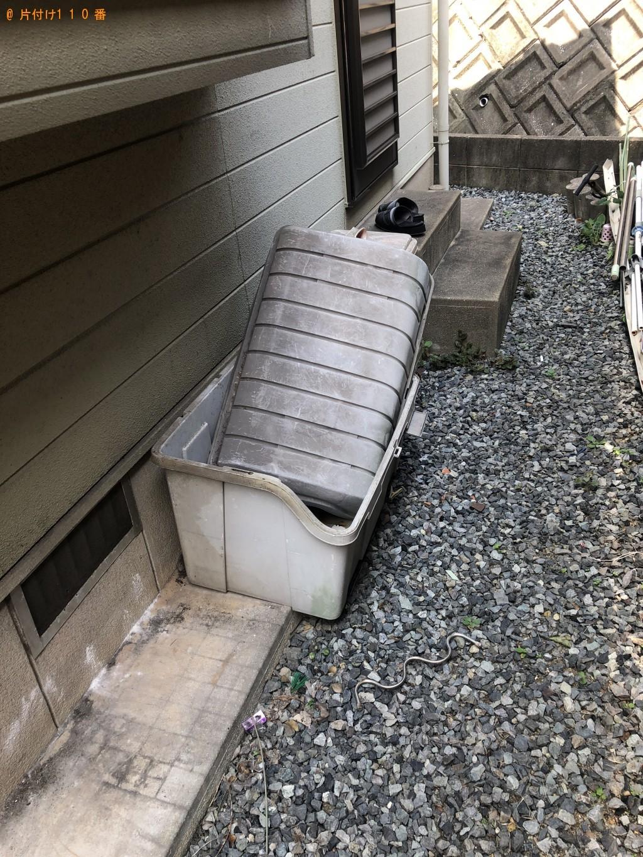 【北九州市小倉北区】冷蔵庫などの出張不用品回収・処分ご依頼