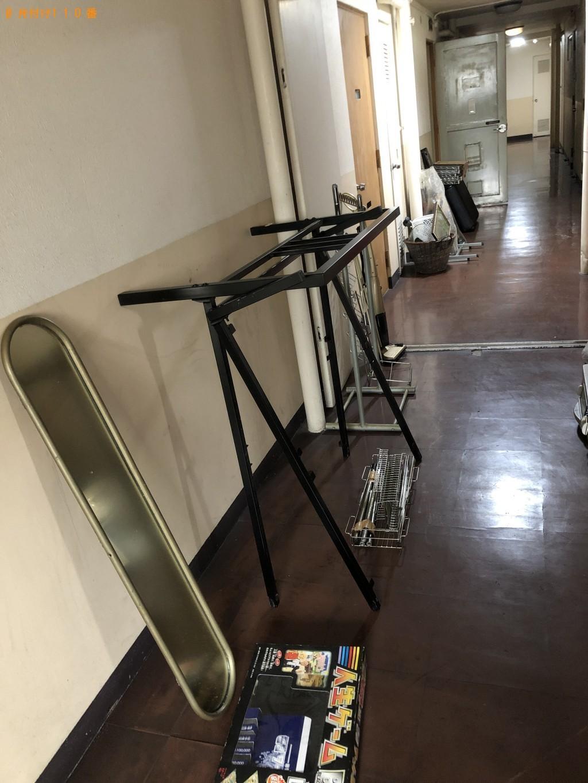 【北九州市】テーブルや冷蔵庫など家具家電類回収 お客様の声
