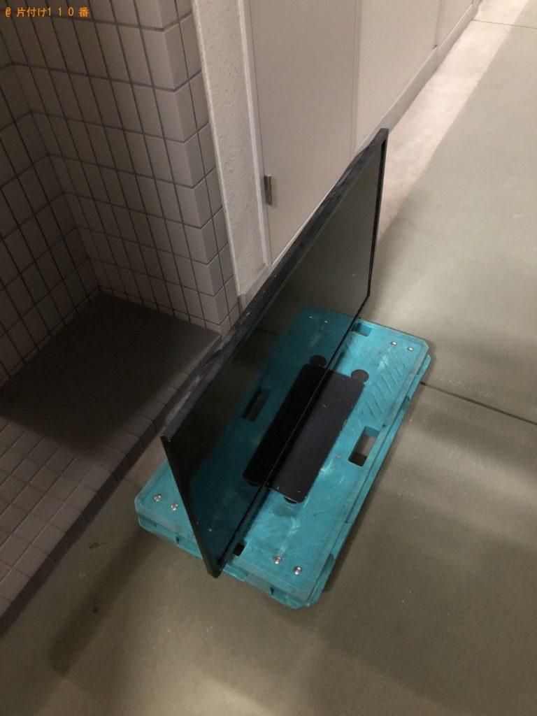 【北九州市小倉南区】テレビ出張不用品回収・処分ご依頼 お客様の声
