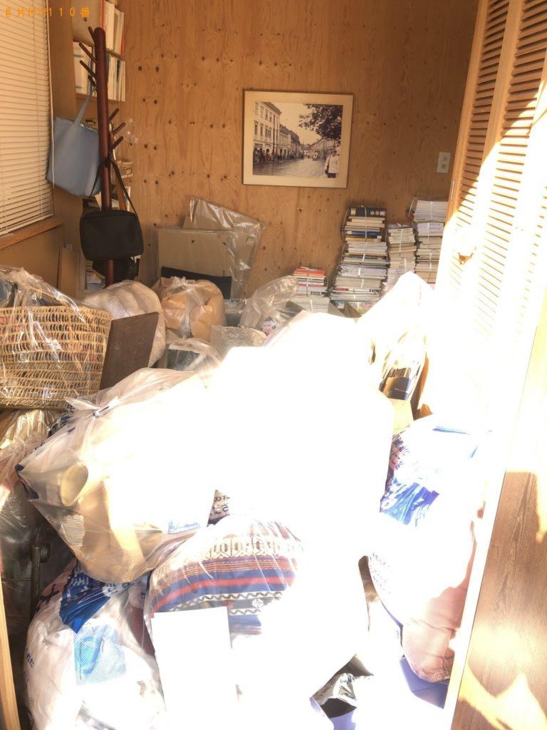 【北九州市若松区】軽トラ2台分の不用品回収ご依頼 お客様の声