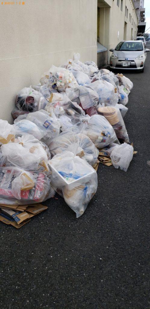 【津山市】生ゴミ、家庭ごみの回収・処分 お客様の声