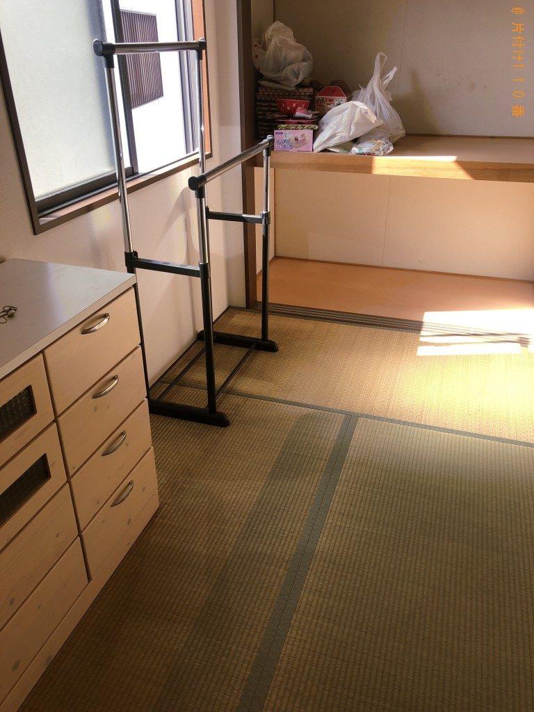 【北九州市若松区】布団、衣類、家具等の回収・処分ご依頼