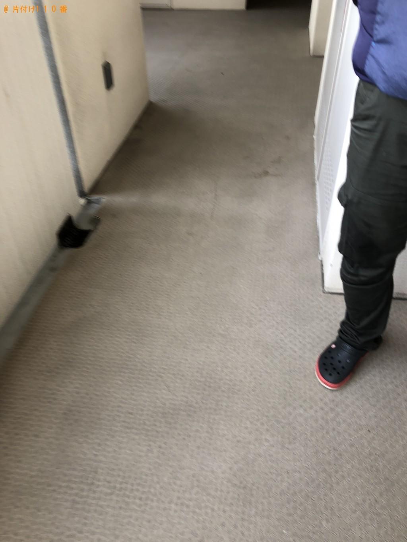 【北九州市八幡東区】整理タンス、衣類、ベッド等の回収・処分ご依頼