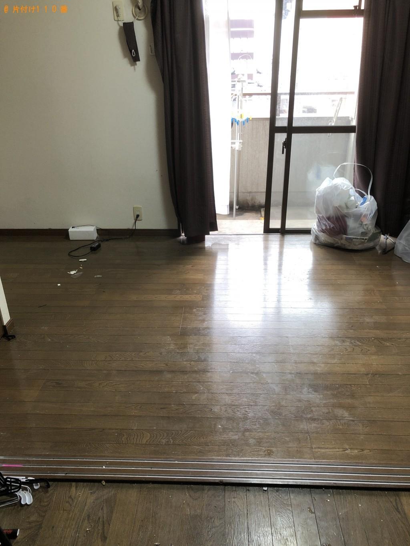 【北九州市小倉北区】こたつ、ソファー、分別なし家庭ゴミの回収