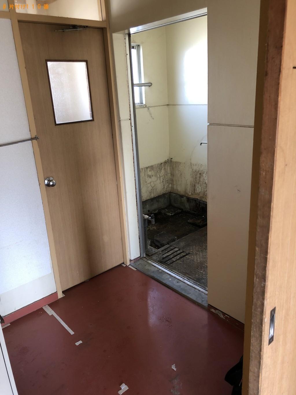 【北九州市】冷蔵庫、整理タンス、家庭用給湯ボイラー等の回収・処分