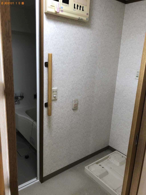 【北九州市】本棚、婚礼ダンス、シングルベッド等の回収・処分ご依頼