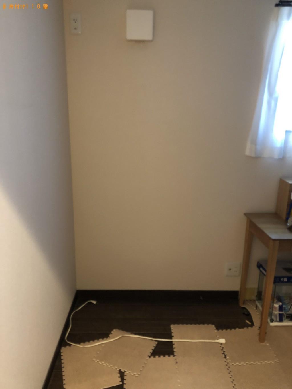 【北九州市小倉南区】本棚、カウンターテーブルの回収・処分ご依頼
