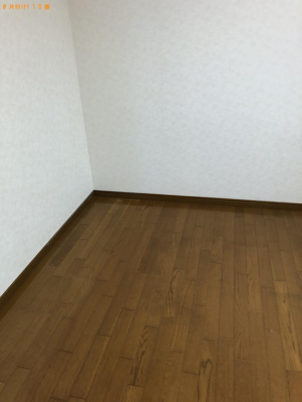 【北九州市八幡西区】本、布団、衣装ケース等の回収・処分ご依頼