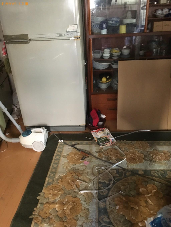 【北九州市八幡東区】MD、CD、本等の入ったダンボールの回収