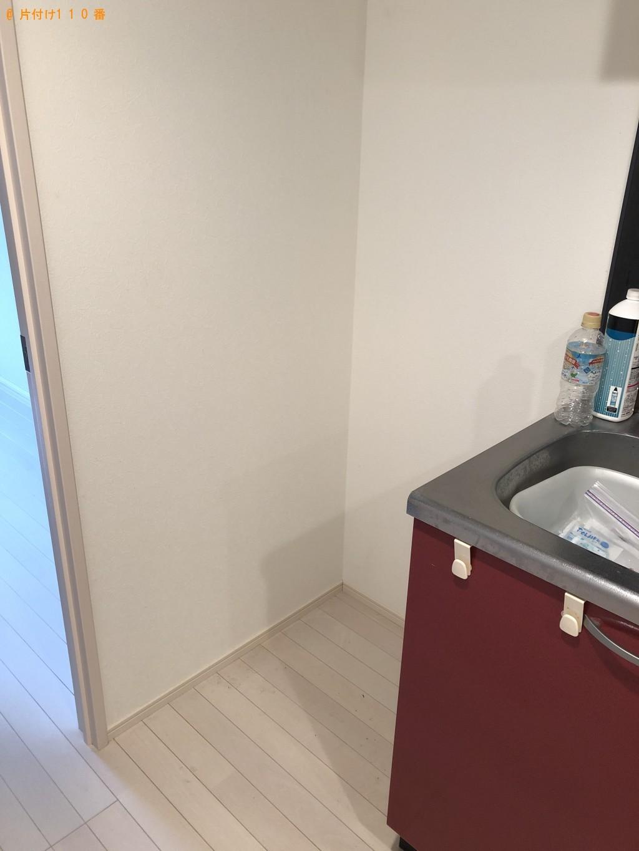 【北九州市八幡西区】冷蔵庫、掃除機、電子レンジの回収・処分ご依頼