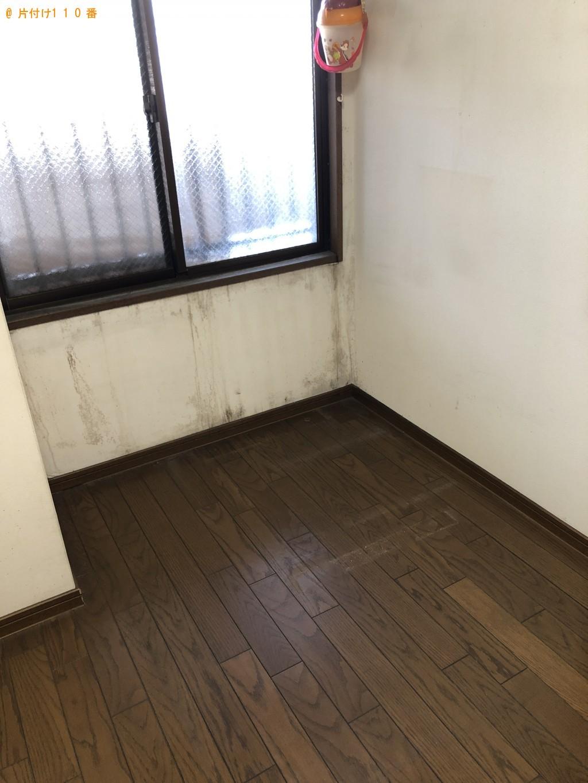 【北九州市八幡東区】リビングテーブル、いすの回収・処分ご依頼