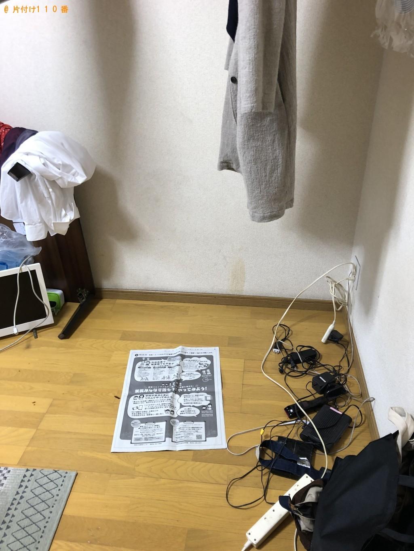【北九州市小倉北区】冷蔵庫、洗濯機、電子レンジ、掃除機等の回収