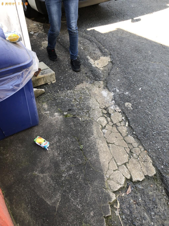 【北九州市小倉北区】分別していない家庭ごみの回収・処分ご依頼