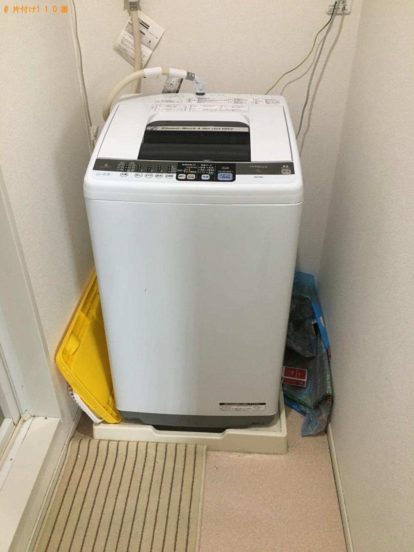 【北九州市小倉南区】洗濯機、ソファー、チャイルドシートの回収