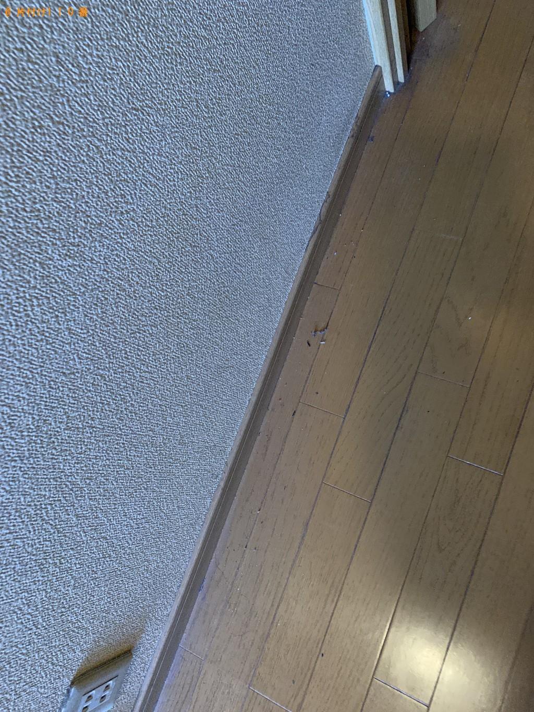 【北九州市小倉北区】パソコン、モニター、ガスコンロ、掃除等の回収