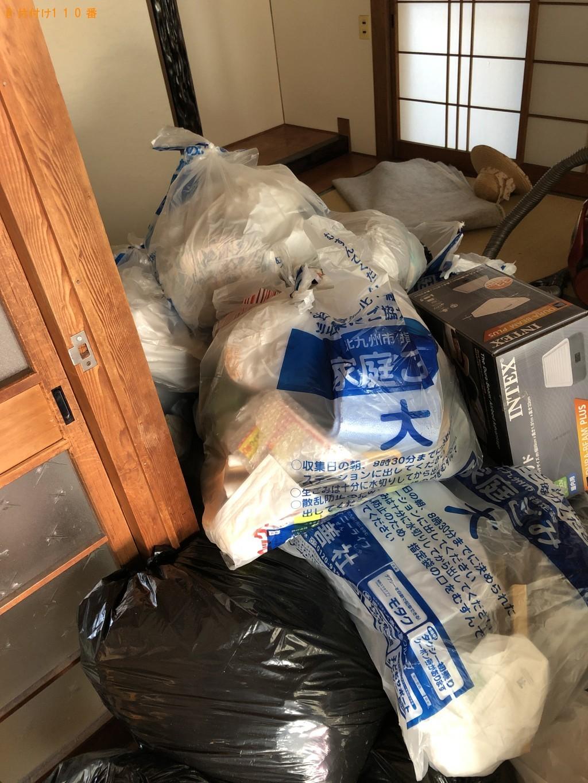 【北九州市】机、ローチェスト、三段ボックスの回収・処分ご依頼