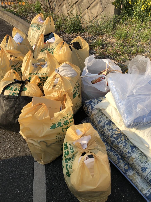 【北九州市門司区】冷蔵庫、マッサージチェア、タンス、布団等の回収