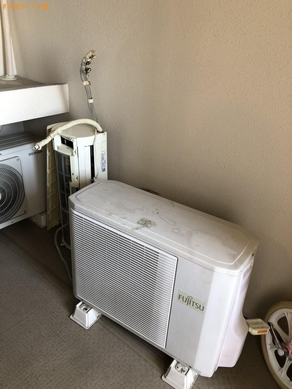 【北九州市八幡東区】エアコンの回収・処分ご依頼 お客様の声