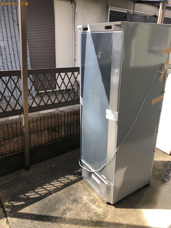 【北九州市八幡西区】冷蔵庫の回収・処分 お客様の声