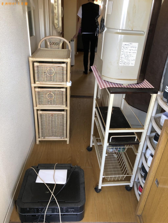 【北九州市小倉南区】マットレス、こたつ、電子レンジなどの回収