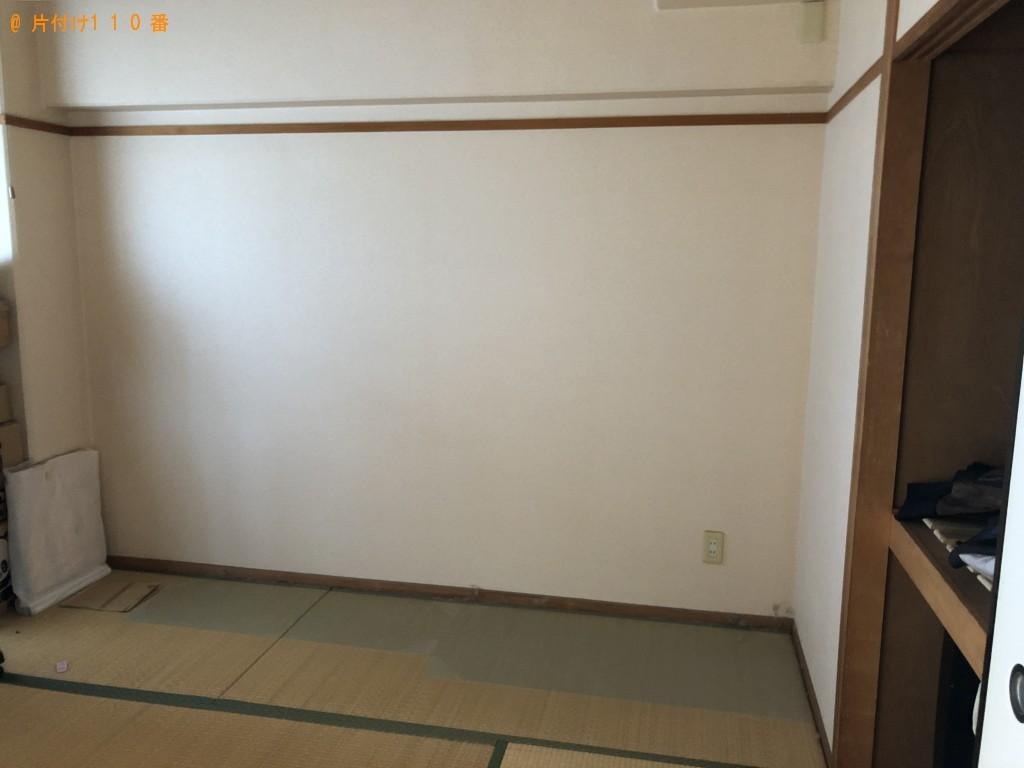 【北九州市小倉北区】婚礼ダンスの回収・処分 お客様の声