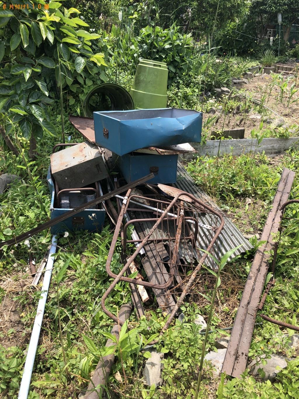 【北九州市】軽トラック1台程度の出張不用品回収・処分ご依頼