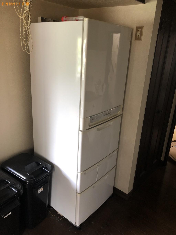【北九州市八幡西区】冷蔵庫の回収・処分ご依頼 お客様の声