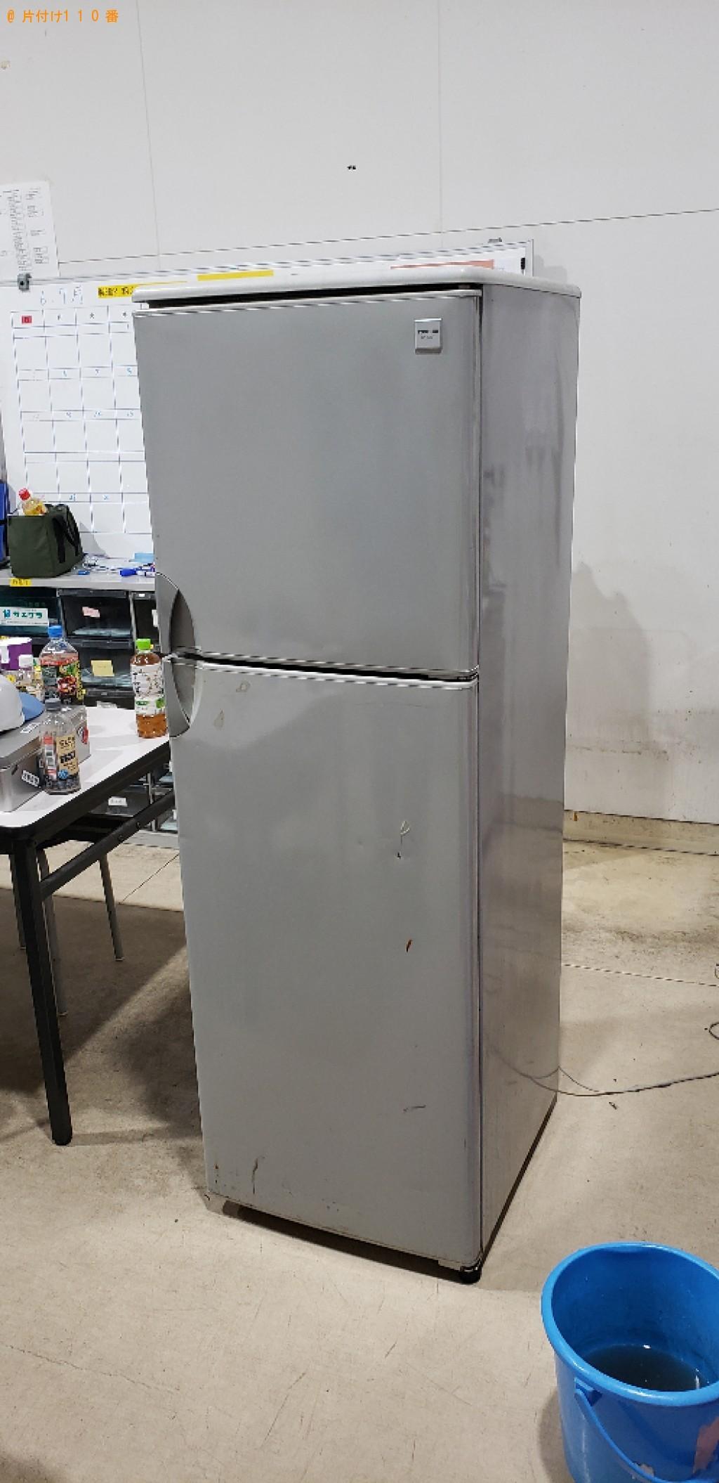 【北九州市】冷蔵庫の回収・処分ご依頼 お客様の声