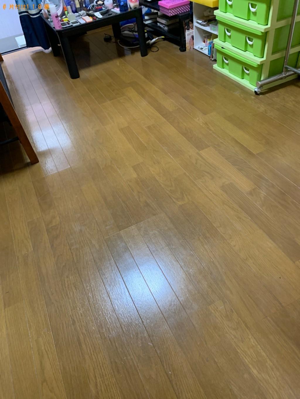 【北九州市八幡西区】衣類、一般ごみの回収とハウスクリーニング