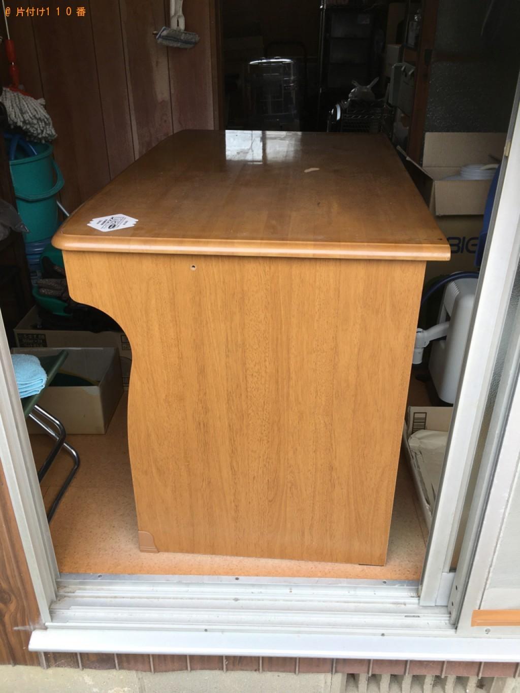 【北九州市八幡西区】学習机の回収・処分ご依頼 お客様の声