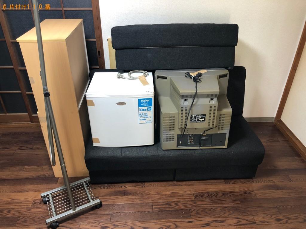 【北九州市小倉北区】冷蔵庫、テレビ、ロフトベッド等の回収・処分