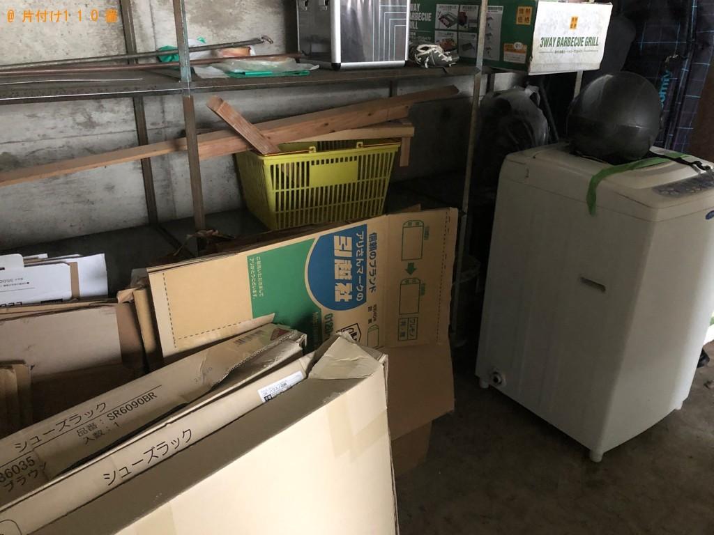 【北九州市戸畑区】エアコン、タンス、クローゼット等の回収・処分