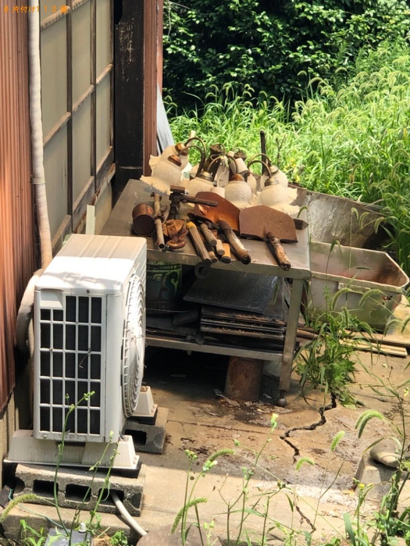 【北九州市小倉北区】木材の回収・処分と草刈りご依頼 お客様の声