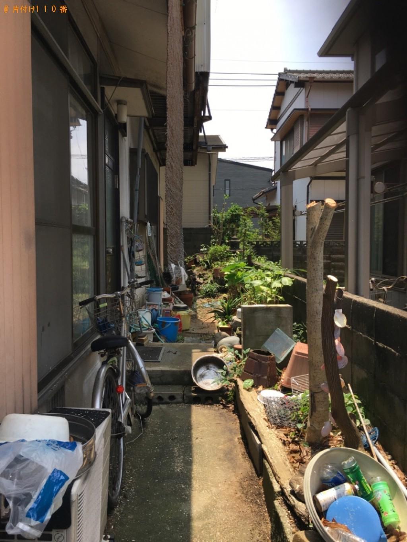 【北九州市小倉北区】庭木の剪定作業ご依頼 お客様の声
