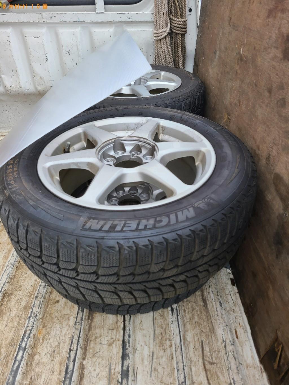 【北九州市八幡東区】自動車タイヤの回収・処分ご依頼 お客様の声