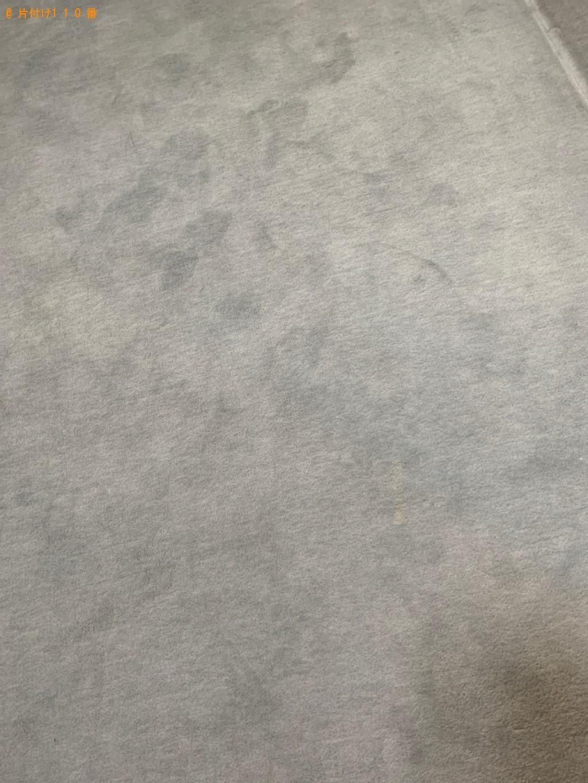 【北九州市八幡東区】セミダブルベッド(マットレス付)の回収・処分