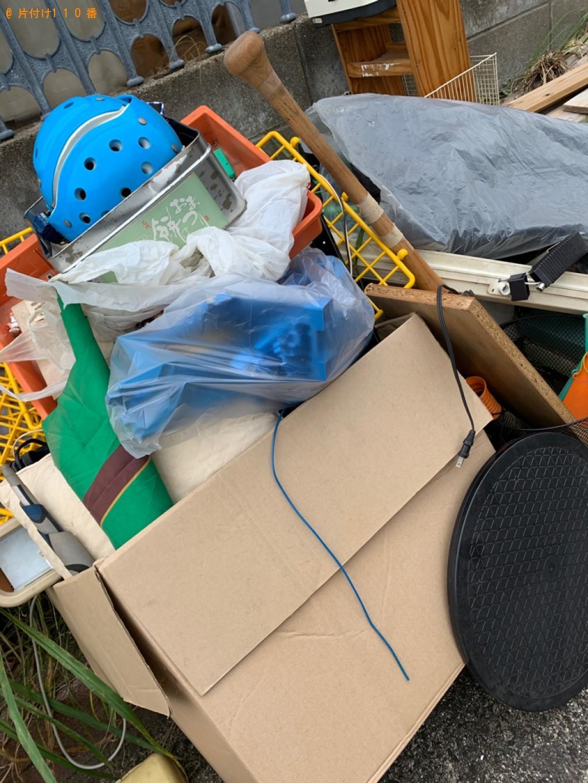 【北九州市八幡西区】カーペット、布団、一般ごみの回収・処分ご依頼