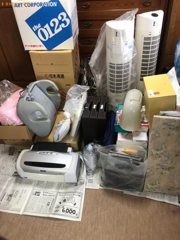 【北九州市八幡西区】衣装ケース、一般ごみ等の回収・処分ご依頼