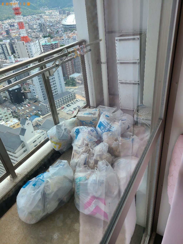 【北九州市小倉北区】一般ごみの回収・処分ご依頼 お客様の声