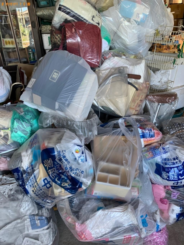 【北九州市八幡西区】ラック、一般ごみの回収・処分ご依頼