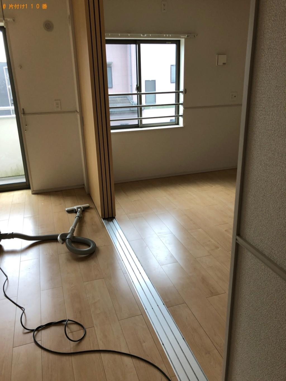 【北九州市小倉北区】四人用ダイニングテーブル、ソファー等の回収