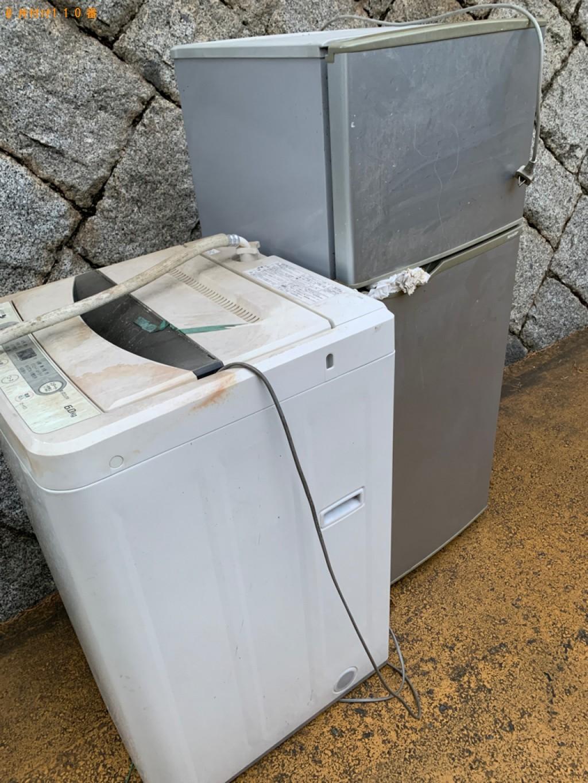 【北九州市小倉北区】冷蔵庫、洗濯機の回収・処分ご依頼 お客様の声