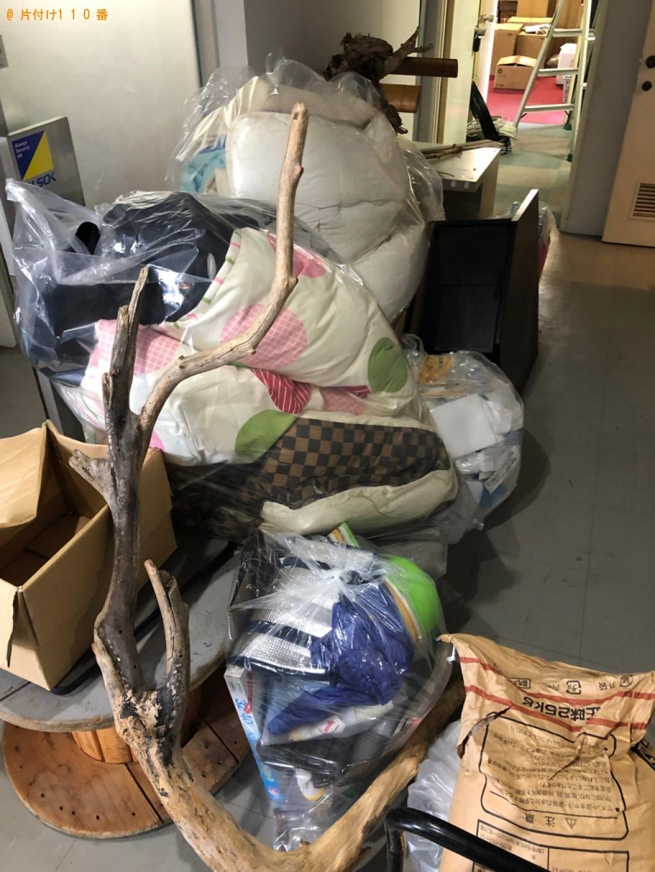 【北九州市小倉北区】木、布団、発泡スチロール、家具等の回収・処分